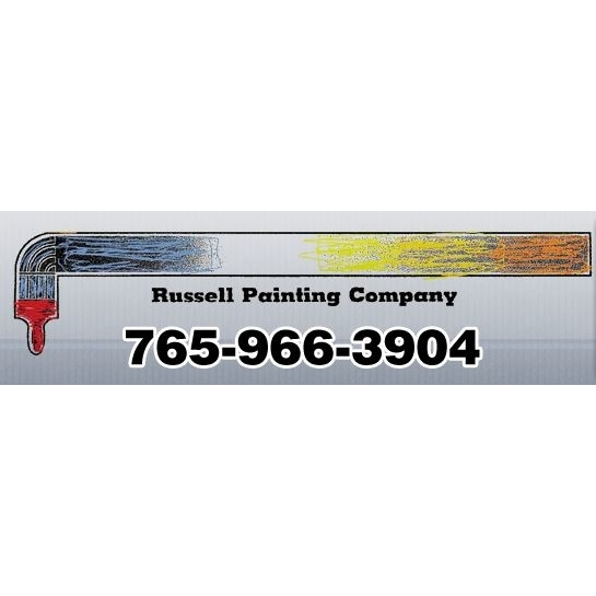 Russell Painting Company Logo
