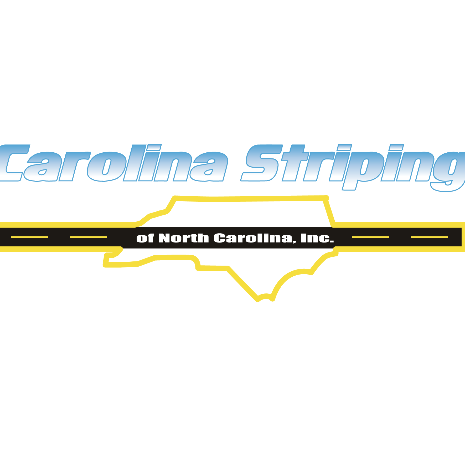 Carolina Striping Logo