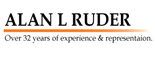 The Law Office Of Alan Ruder Logo