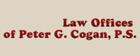 Law Offices of Peter G. Cogan, P.S. Logo