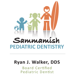 Sammamish Pediatric Dentistry: Ryan Walker, DDS Logo