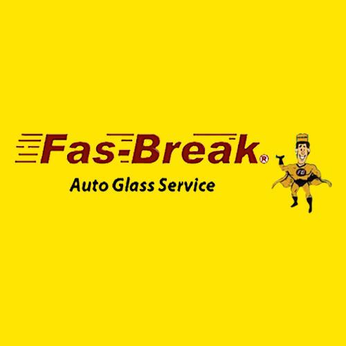 Fas-Break Auto Glass Service Logo