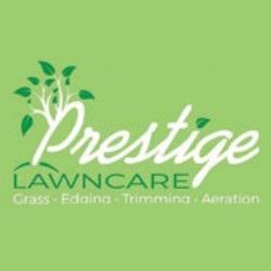 Prestige Lawncare Logo