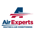 Air Experts Heating & Air Conditioning Logo