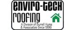Enviro-Tech Roofing Logo