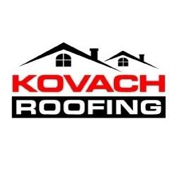 Kovach Roofing Logo