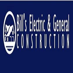 Bill's Electric & General Construction Logo