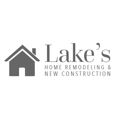 Lake's Remodeling & New Home Construction Logo