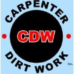 Carpenter Dirt Work Inc. Logo