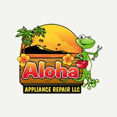 Aloha Appliance Repair Logo