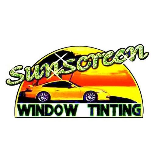 Sunscreen Window Tinting Logo
