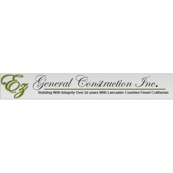 EZ General Construction Inc Logo