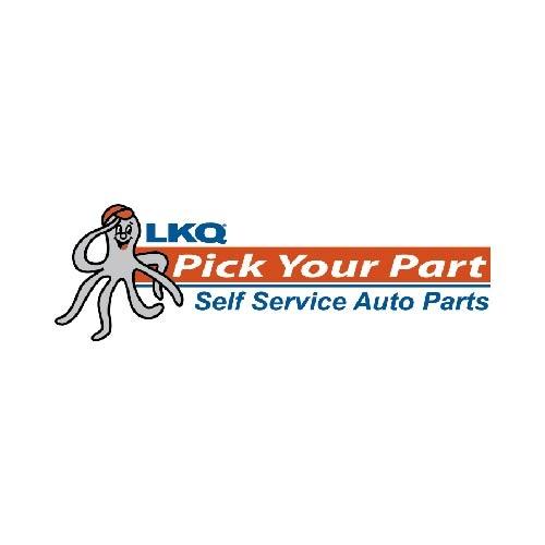 LKQ Pick Your Part - Santa Fe Springs Logo
