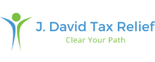 J. David Tax Relief Logo