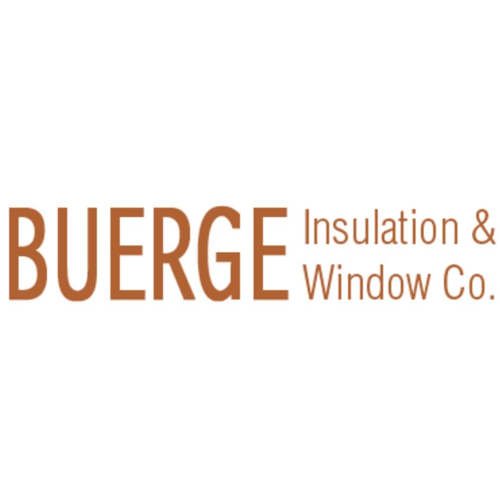 Buerge Insulation & Window Co. Logo