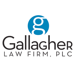 The Gallagher Law Firm, PLC Logo