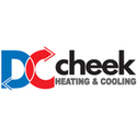 DC Cheek Heating & Cooling Logo