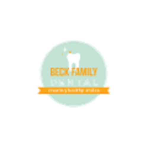 Beck Family Dental Logo
