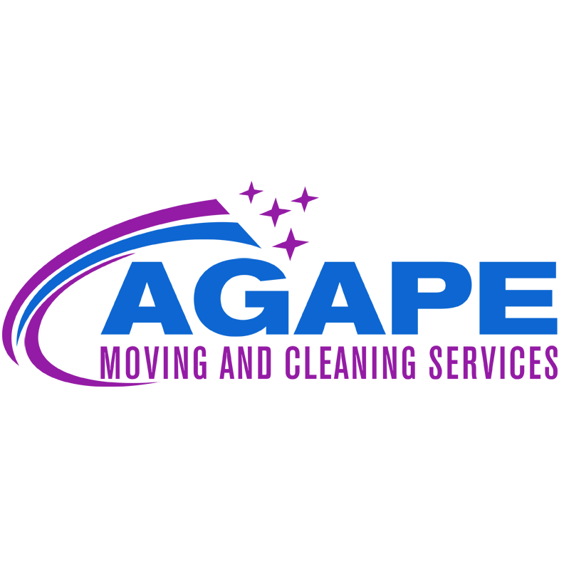 Agape Moving and Cleaning Services Logo