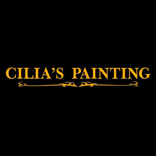 Cilia's Painting Logo