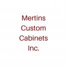 Mertins Custom Cabinets Inc. Logo