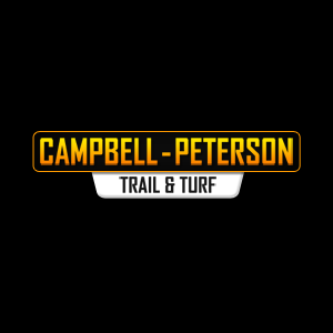 Campbell-Peterson Trail & Turf Logo