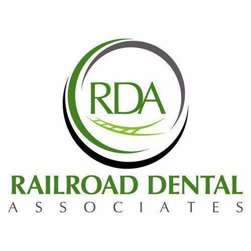 Railroad Dental Associates Logo