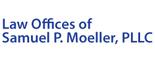 Law Offices of Samuel P. Moeller Logo