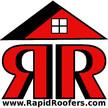 Rapid Roofers LLC Logo