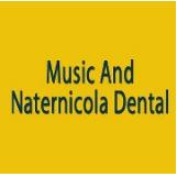 Music and Naternicola Dental Logo