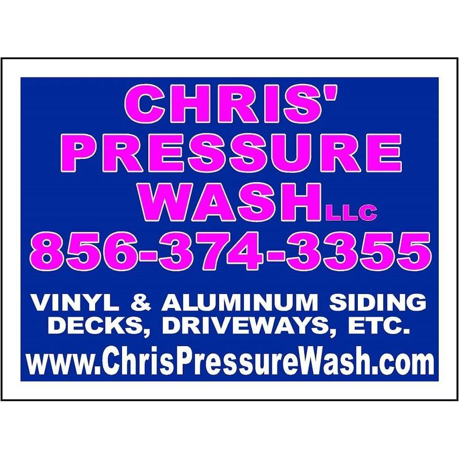 Chris' Pressure Wash LLC Logo