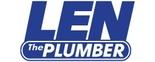 Len The Plumber - VA Logo