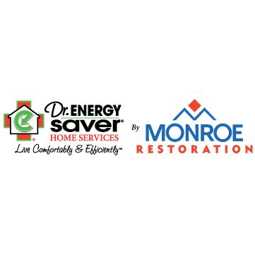 Dr. Energy Saver by Monroe Restoration Logo