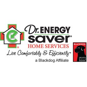 Dr. Energy Saver, A Blackdog Affiliate Logo