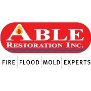 Able Restoration Logo