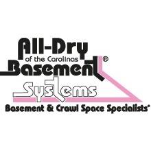 All-Dry of the Carolinas Logo