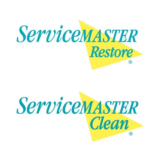 ServiceMaster Cleaning and Restoration by Clean in a Wink Logo