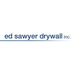 Ed Sawyer Drywall, Inc. Logo