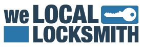 We Local Locksmiths (OPEN 24/7) - $12.50 Logo