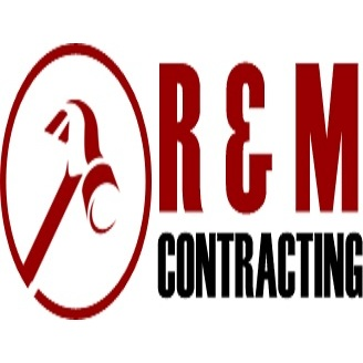 R & M Contracting Logo