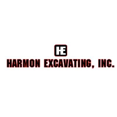 Harmon Excavating, Inc. Logo