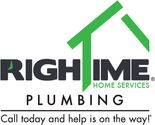 Riverside, CA (RighTime Plumbing) Logo