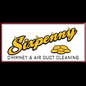 Sixpenny Chimney Sweeps LLC Logo