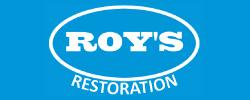 Roys Restoration & Carpet Cleaning Logo