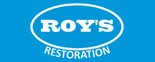 Roys Restoration & Carpet Cleaning Logo