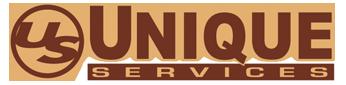8259 - Bradenton, FL (Unique Services HVAC) Logo