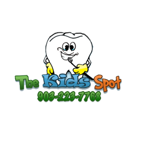 The Kid Spot Dentistry Logo