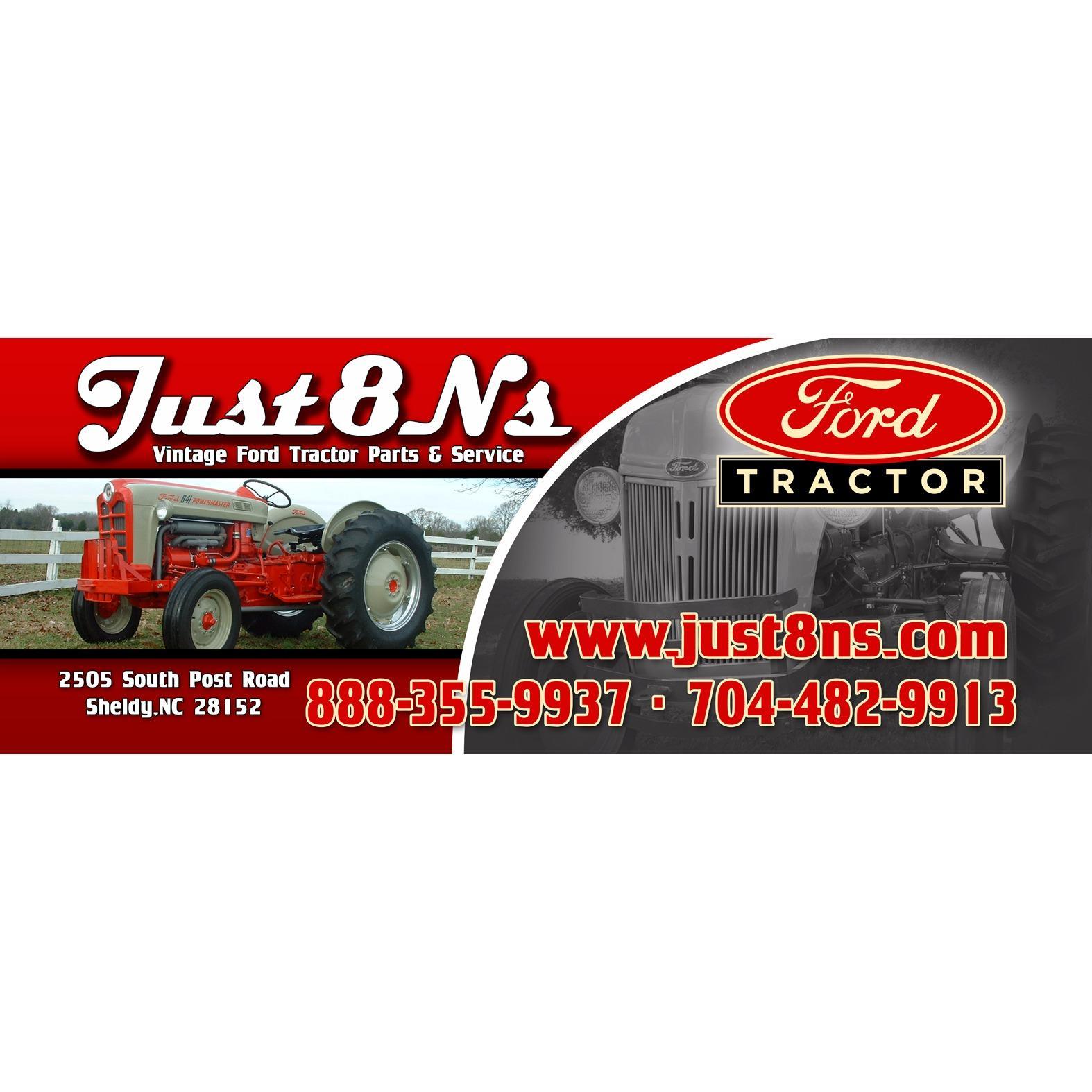 Just8N's & More Logo