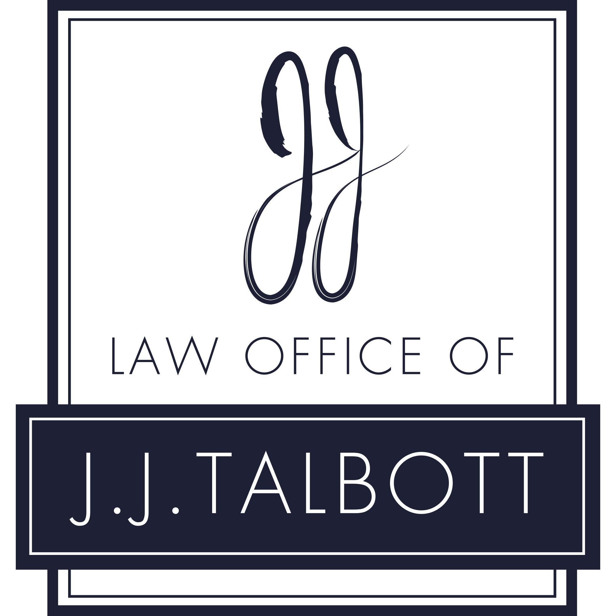 Law Office of J.J. Talbott Logo
