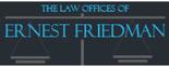 Law Office of Ernest Friedman Logo